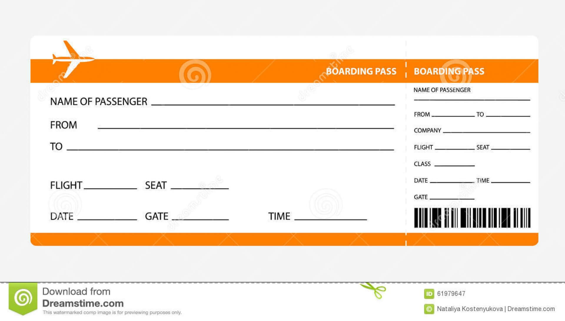 001 Free Plane Ticket Template Word Ideas Awesome Airline For Plane Ticket Template Word