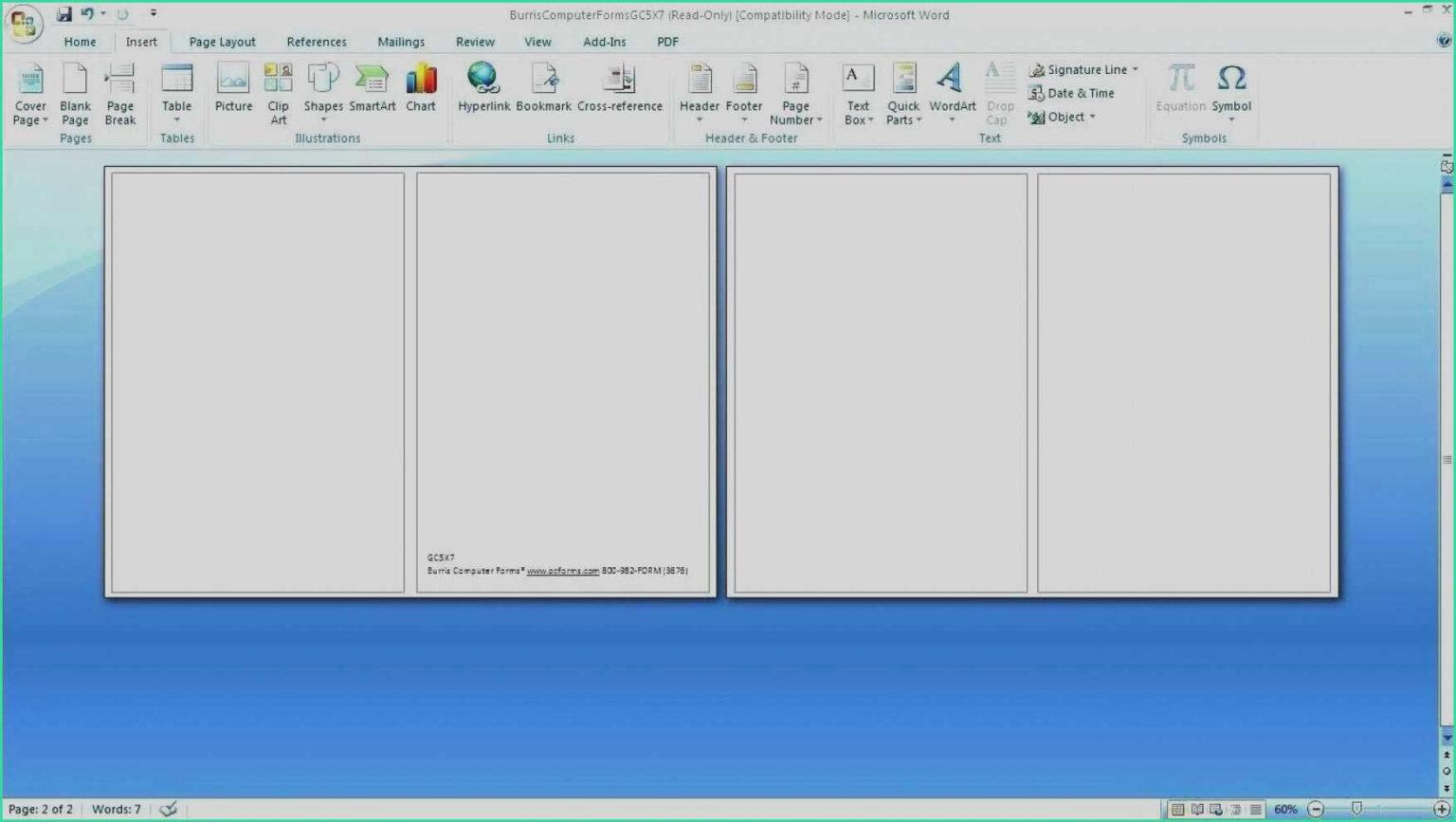 001 template ideas blank quarter fold card microsoft word