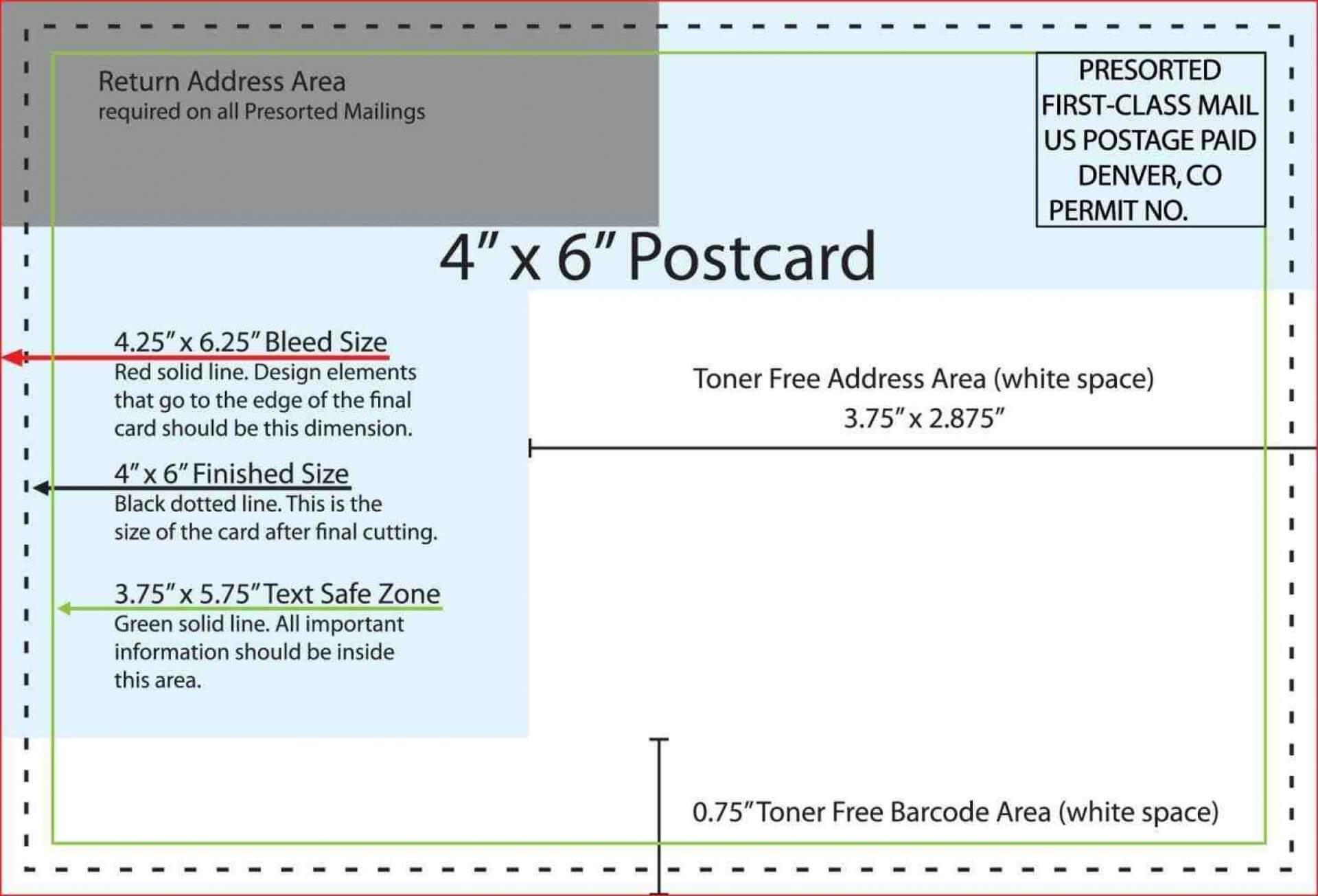 001 Template Ideas X Templates 4X6 Card Resume Postcard Regarding Microsoft Word 4X6 Postcard Template