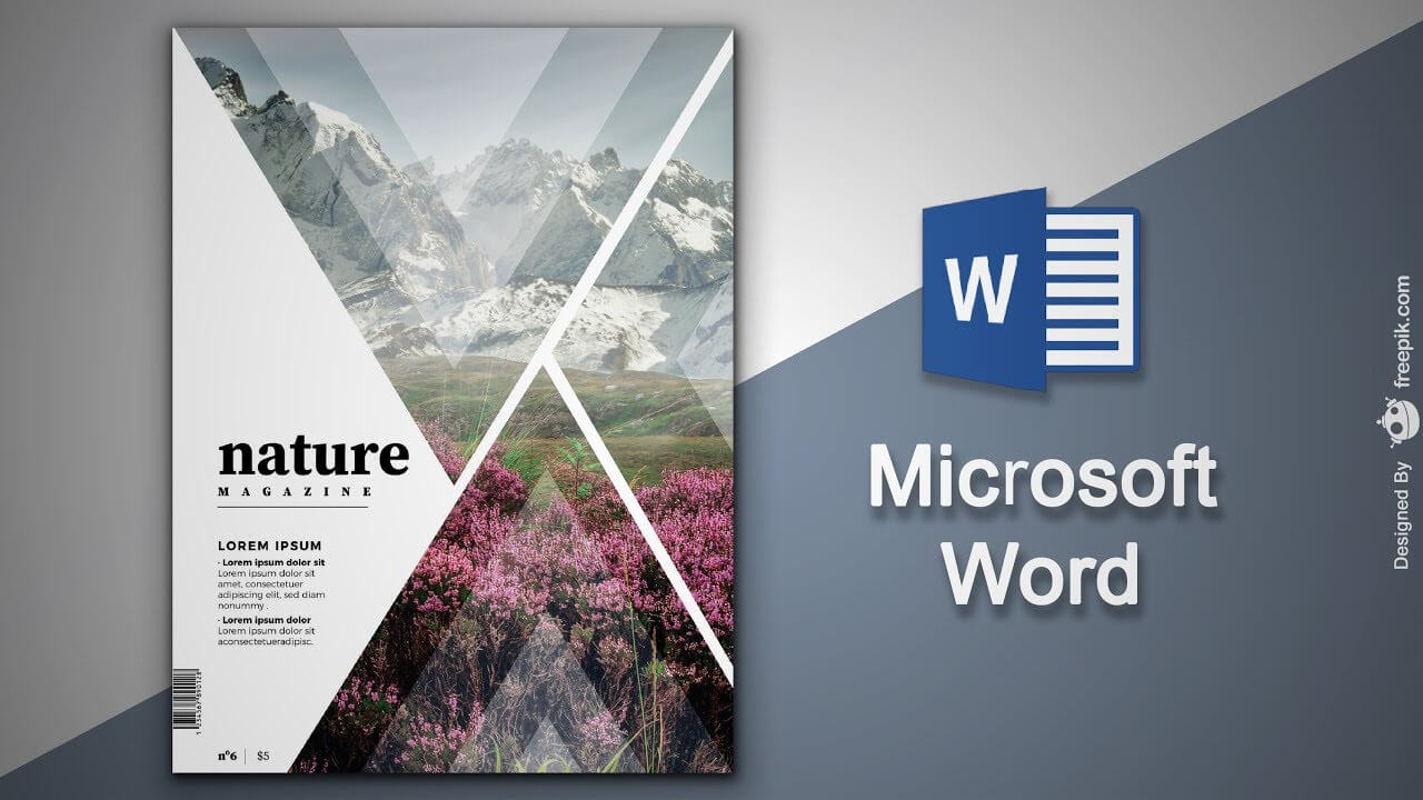 003 Free Magazine Template For Microsoft Word Ideas With Regard To Magazine Template For Microsoft Word