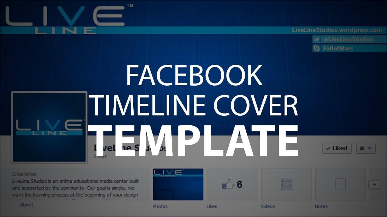 003 Maxresdefault Template Ideas Facebook Cover Phenomenal Regarding Facebook Banner Template Psd