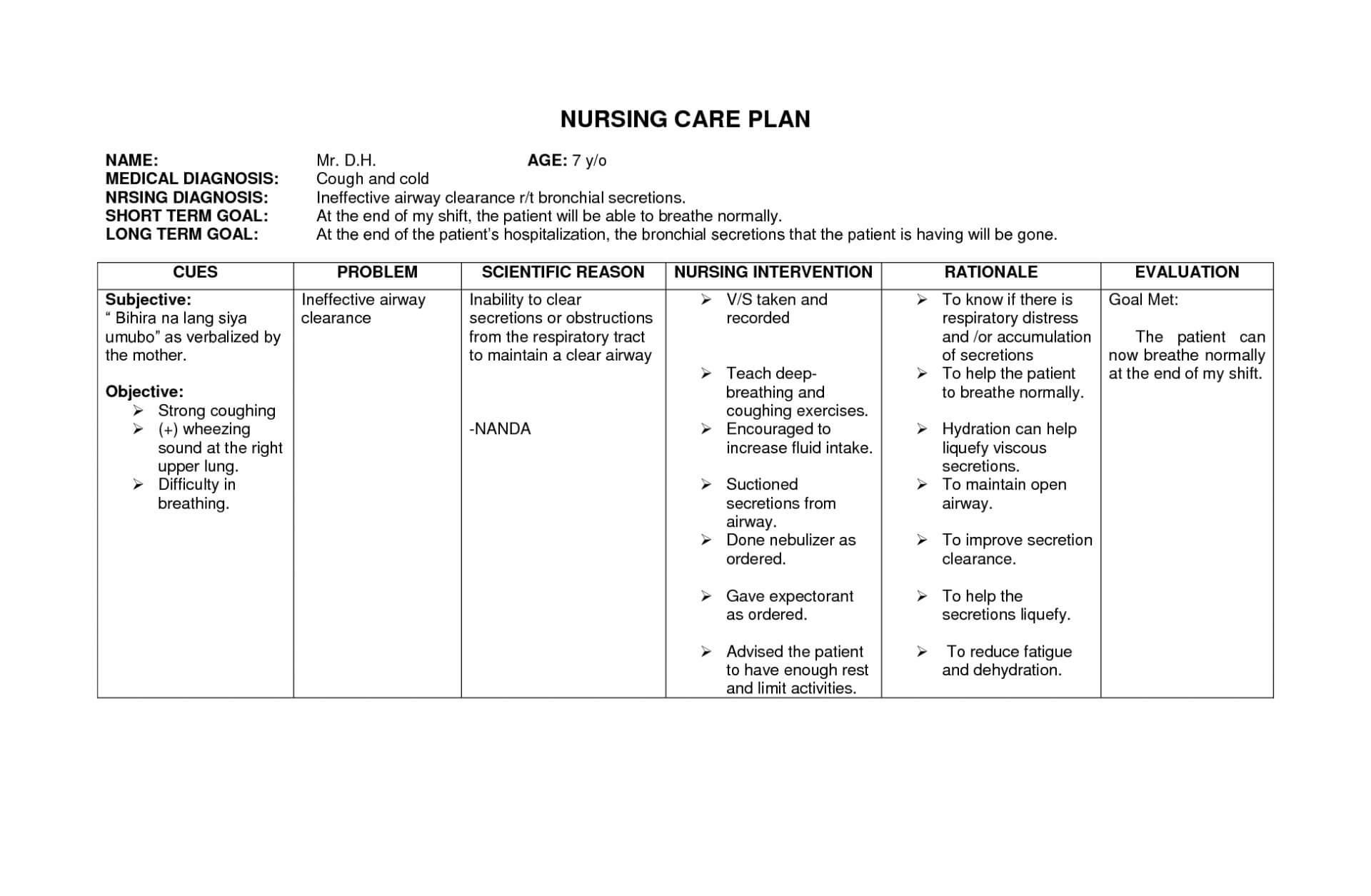 003 Nursing Care Plan Template Unbelievable Ideas Word In Nursing Care Plan Template Word