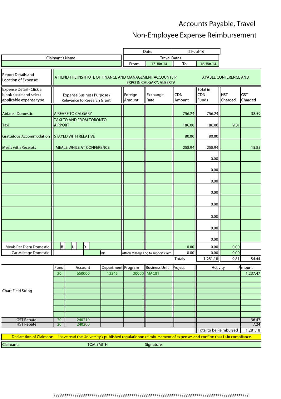 005 Expense Report Template Expenses Excel Magnificent Ideas For Expense Report Template Excel 2010