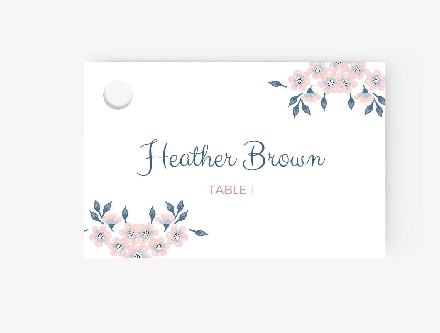 005 Free Place Card Template Ideas Cards Excellent Blank For Wedding Place Card Template Free Word