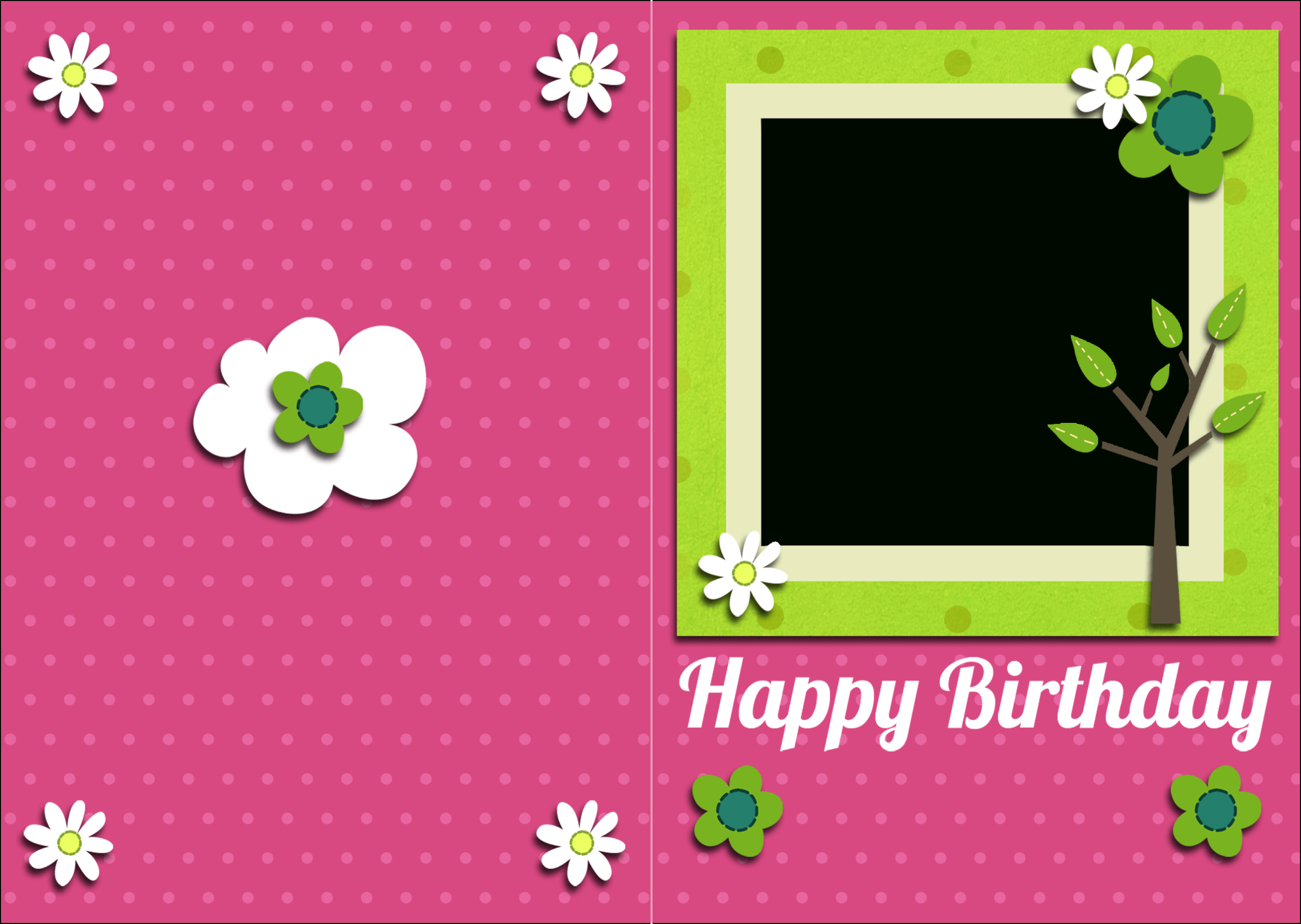 011 Template Ideas Printable Birthday Exceptional Card With Regard To Free Blank Greeting Card Templates For Word