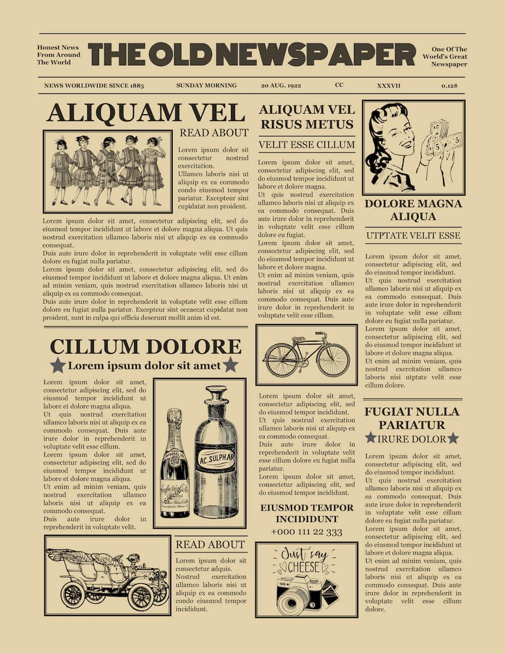 012 Free Old Newspaper Template Microsoft Word Ideas Vintage In Old Newspaper Template Word Free