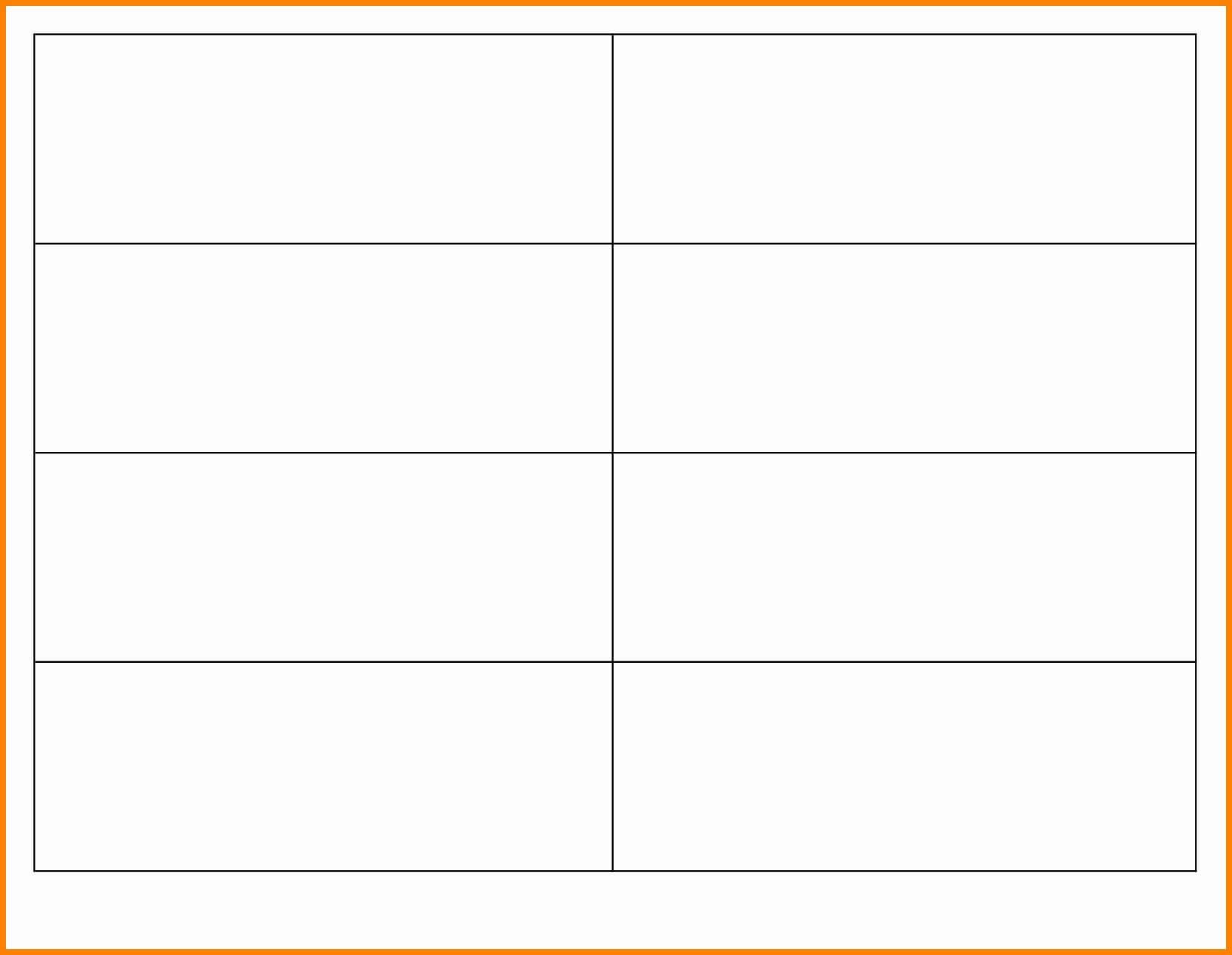 013 Flash Card Template Word Remarkable Ideas Ms Microsoft Within Flashcard Template Word