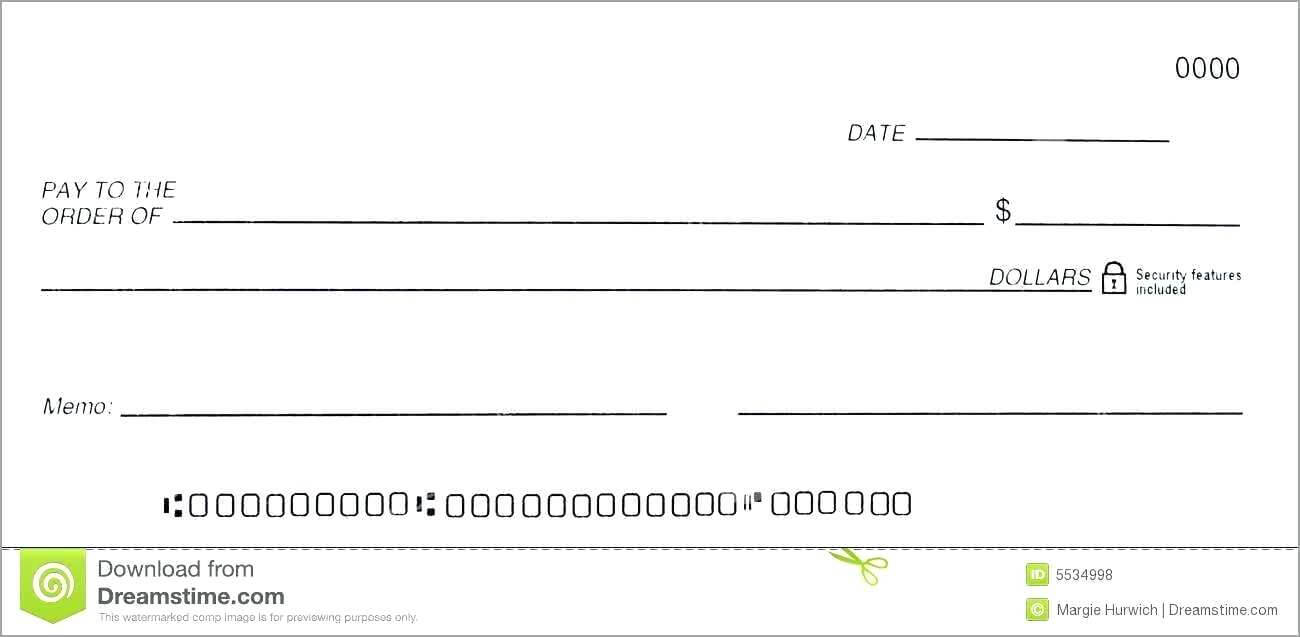 014 Free Blank Business Check Template Good Of Dummy Cheque Regarding Blank Business Check Template