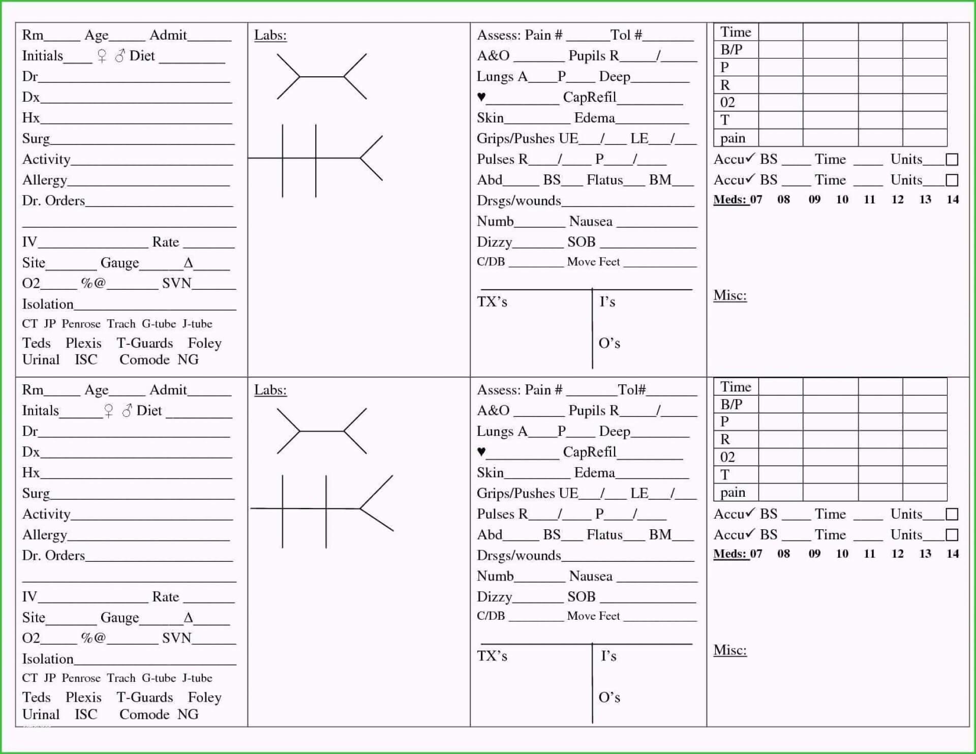 014 Nursing Shift Report Template Unforgettable Ideas Sheet Regarding Nurse Shift Report Sheet Template