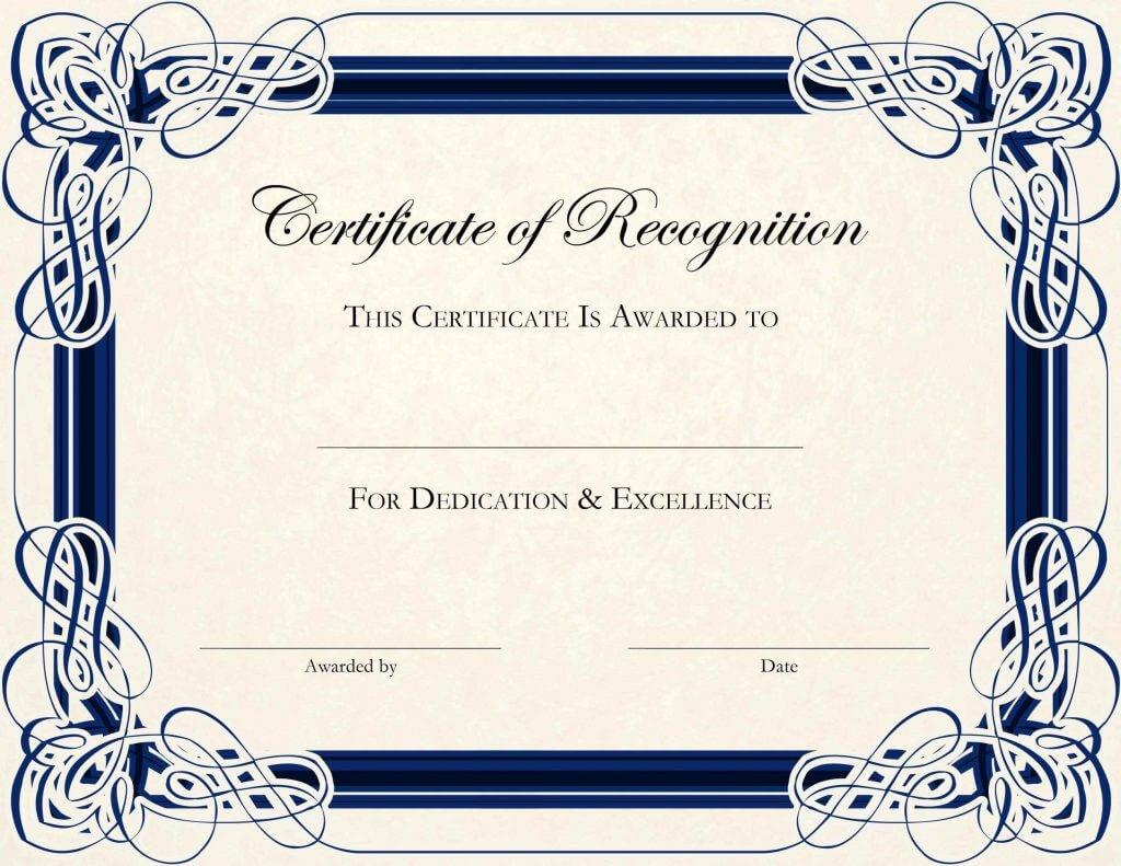 016 Graduation Certificate Template Word Ideas Mesmerizing For Graduation Certificate Template Word