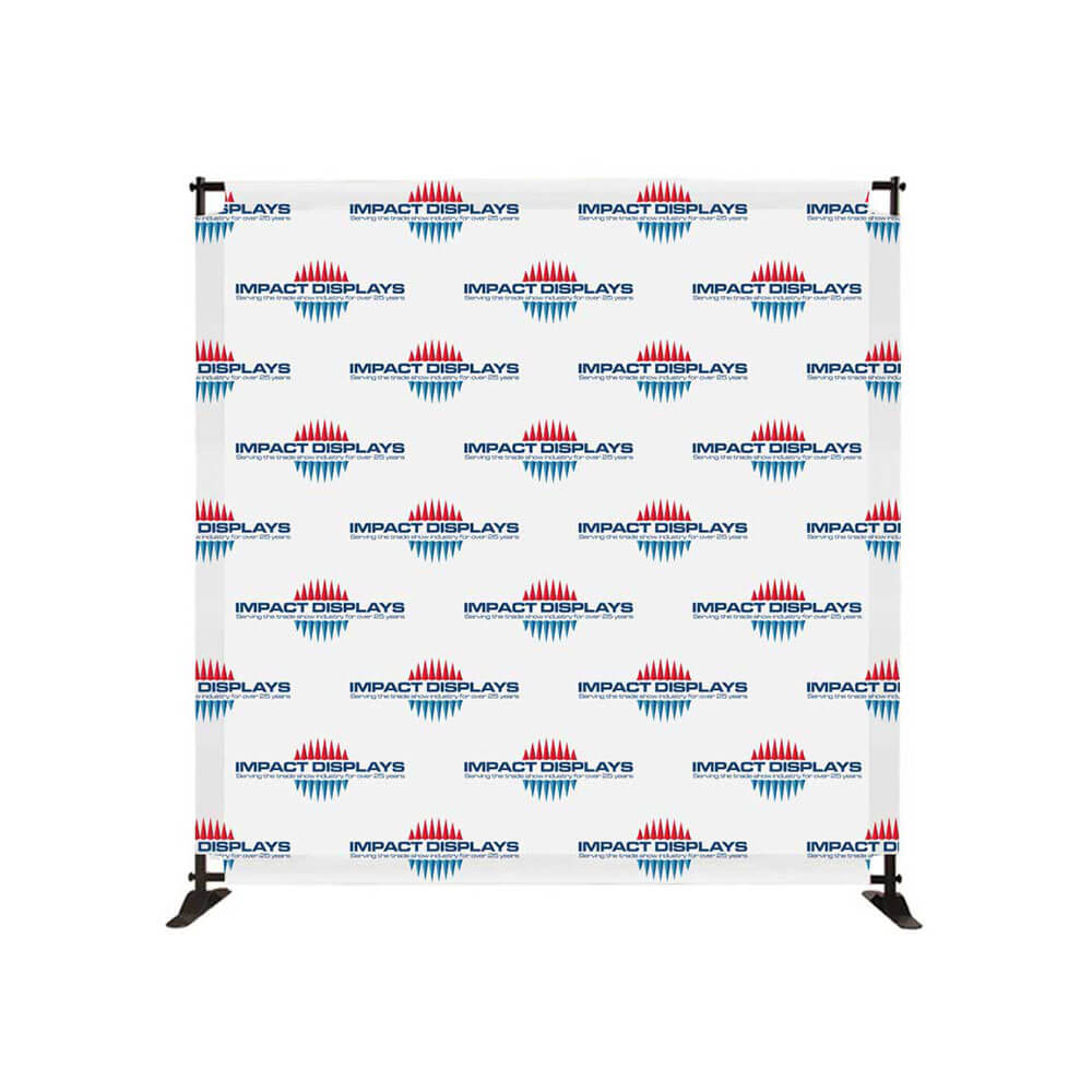 016 Step And Repeat Banner Template Stand 8X8 Graphic With Regard To Step And Repeat Banner Template