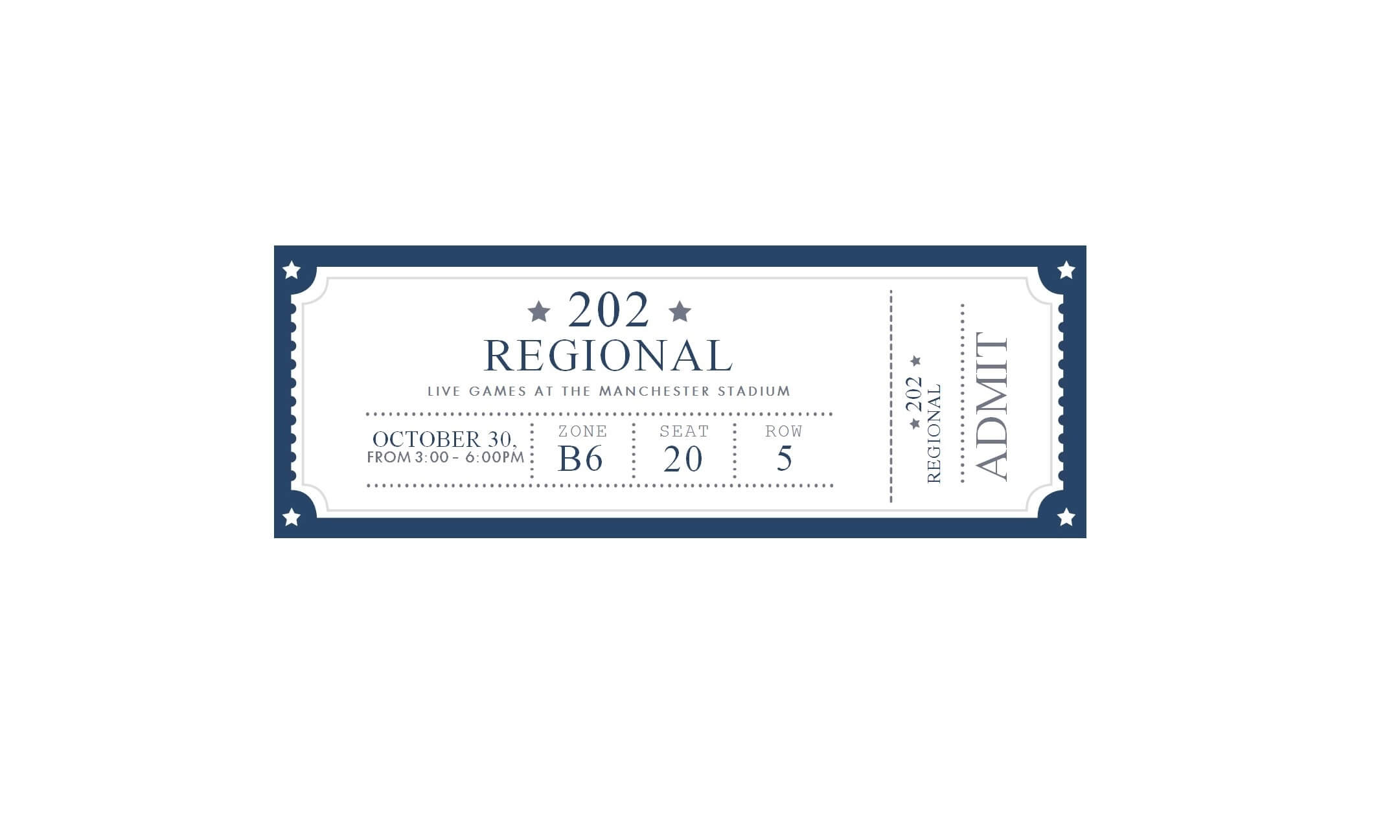 018 Free Printable Ticket Template Word Event Templates Ms With Regard To Blank Admission Ticket Template