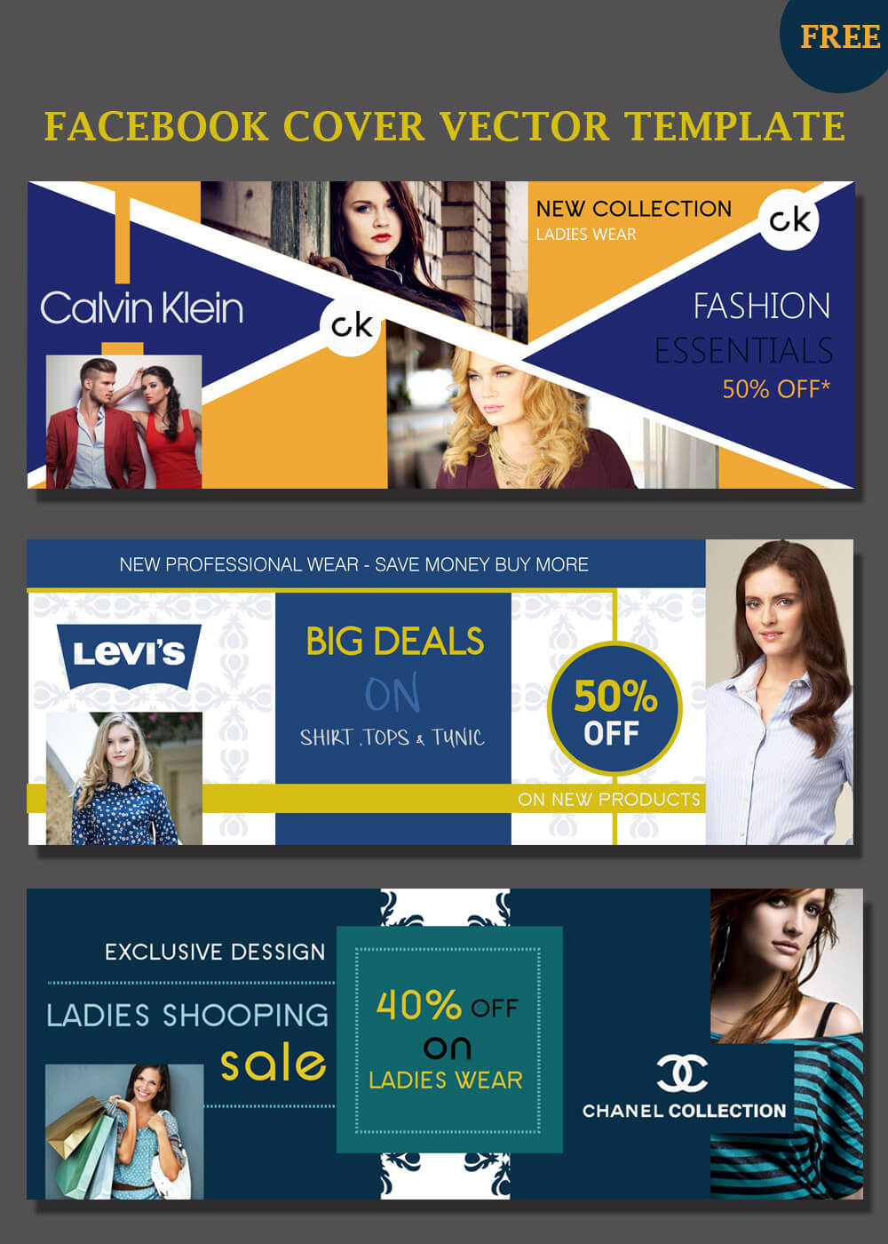 018 Template Ideas Cover Free Stunning Facebook Banner For Facebook Banner Template Psd