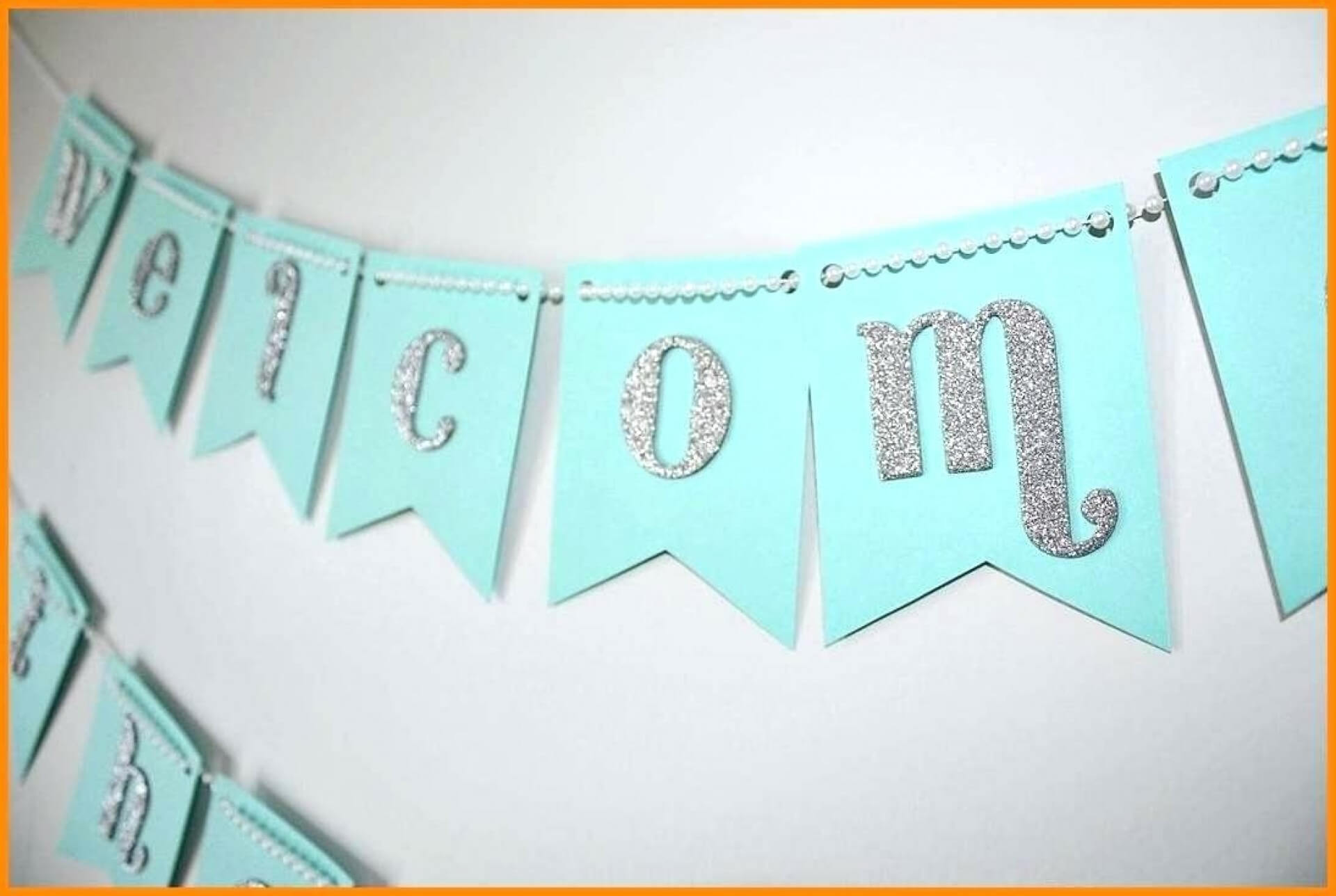 019 Template Ideas Baby Shower Banner Templates Fearsome Inside Baby Shower Banner Template