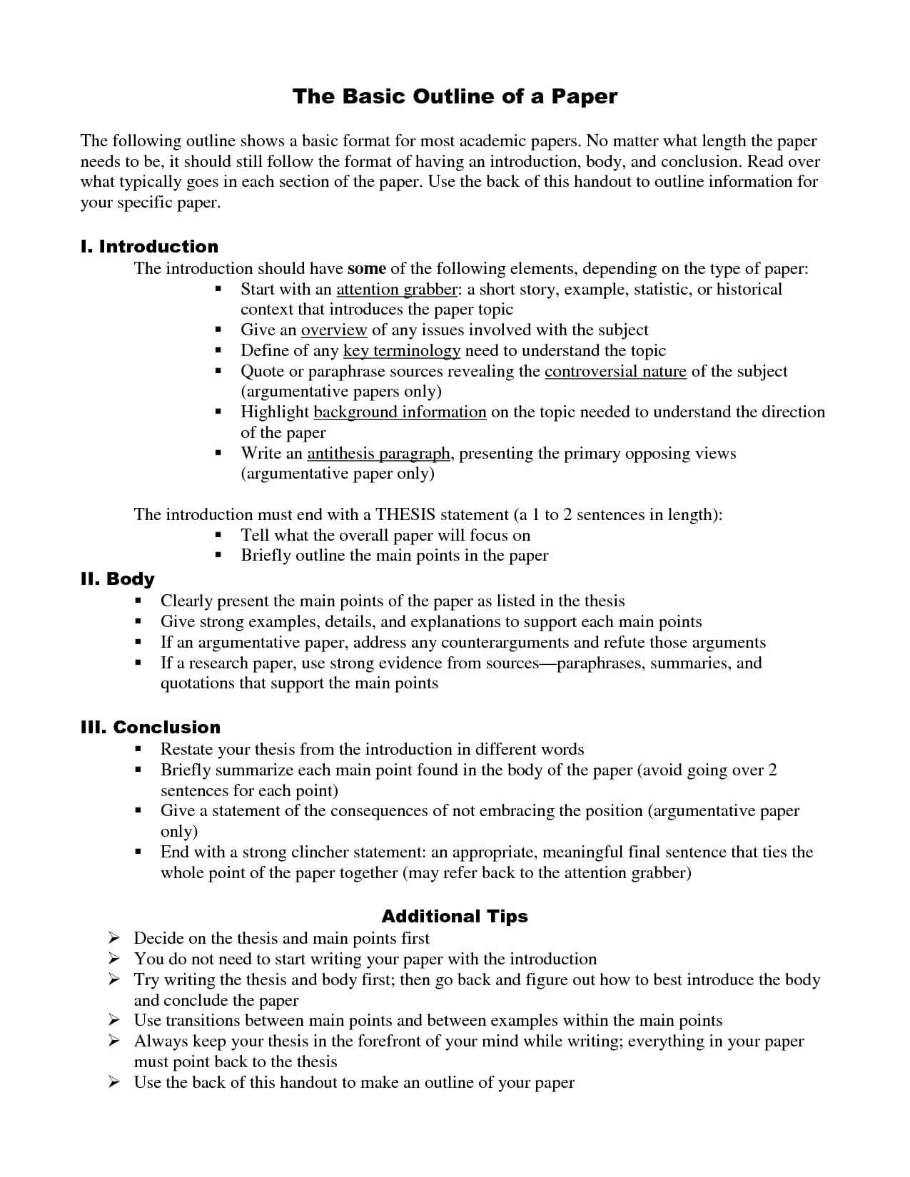 022 Introduction Of Research Paper Sample Apa Outline Free For Apa Research Paper Template Word 2010