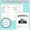 025 Template Ideas Homeschool Reports Free Surprising Report With Regard To Character Report Card Template