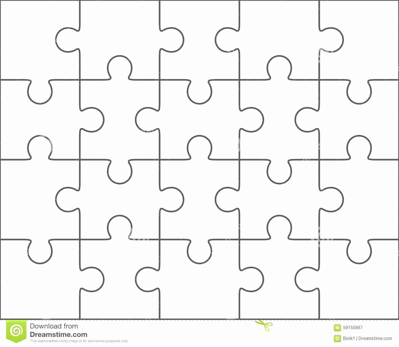 030 Puzzle Pieces Template For Word Best Of Piece Intended For Jigsaw Puzzle Template For Word