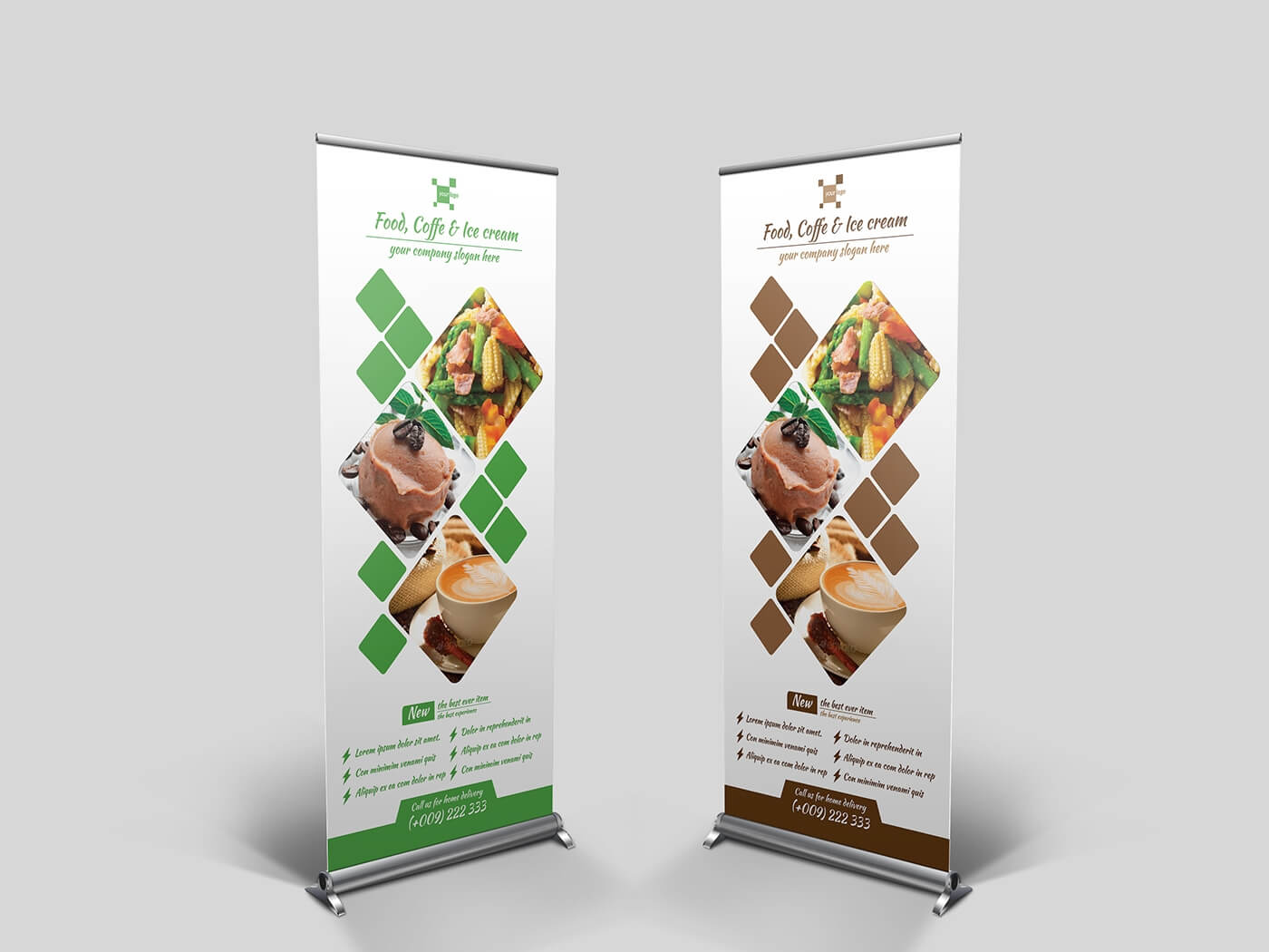 10+ Roll Up Banner Templates In Apple Pages   Free & Premium With Regard To Retractable Banner Design Templates