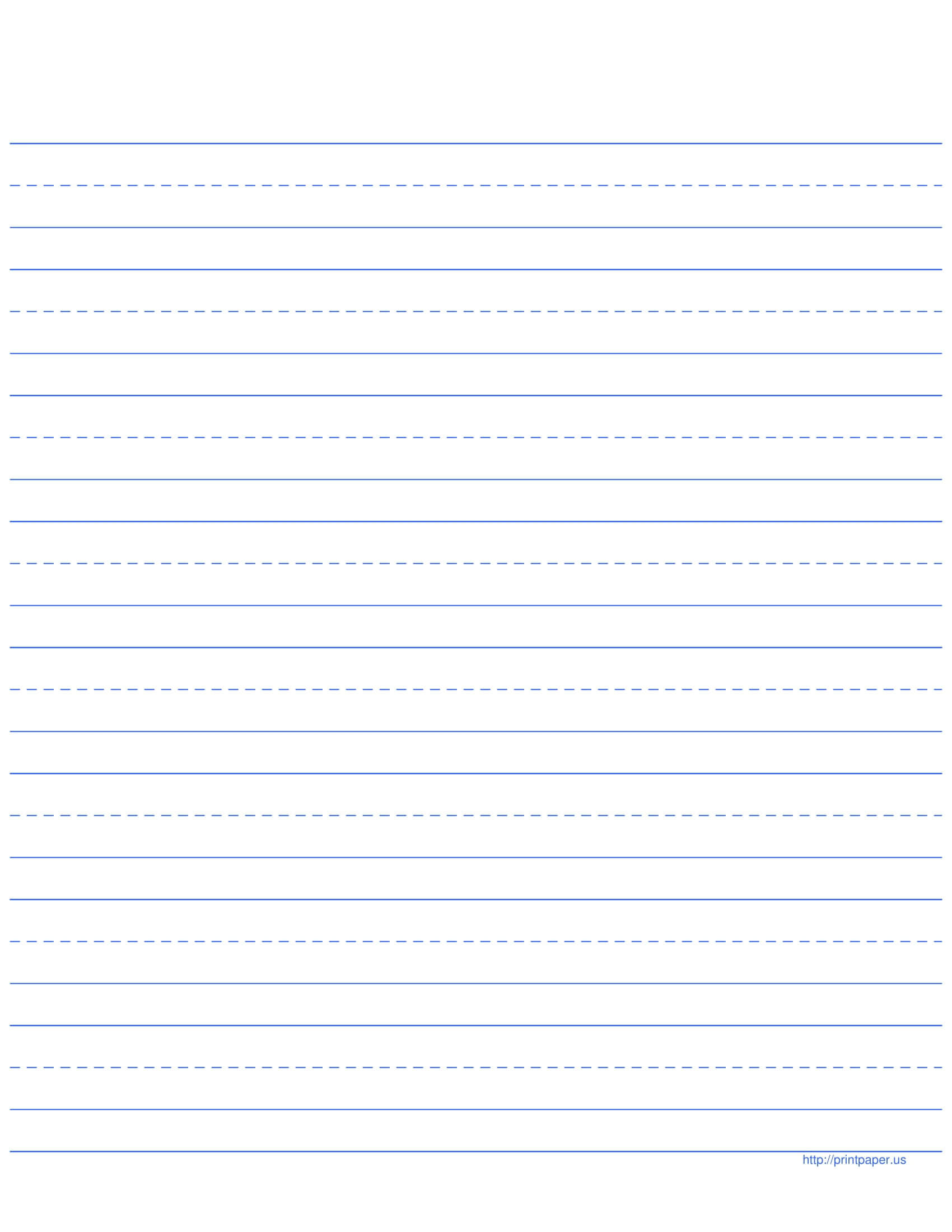11+ Lined Paper Templates – Pdf   Free & Premium Templates For Ruled Paper Word Template