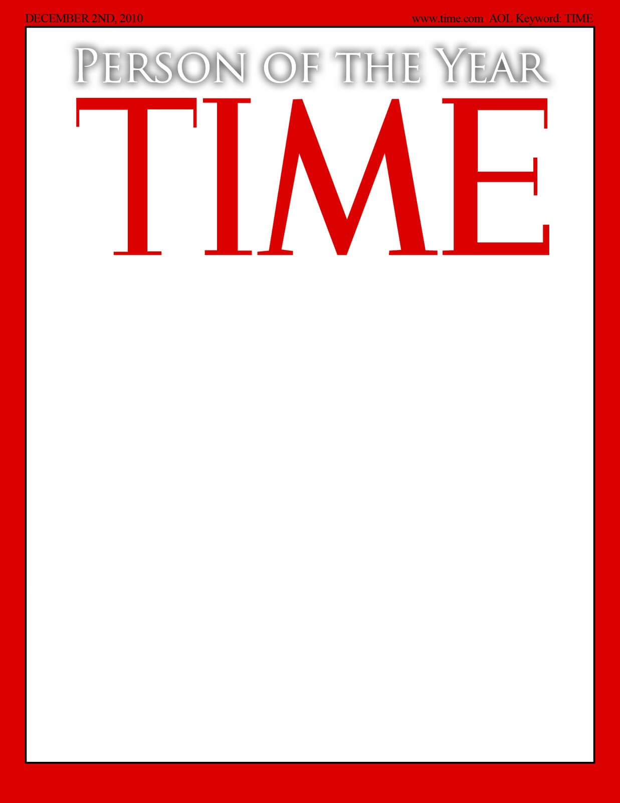 11 Time Magazine Cover Template Psd Images - Time Magazine With Blank Magazine Template Psd