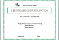 13 Free Certificate Templates For Word » Officetemplate Intended For Birth Certificate Template For Microsoft Word