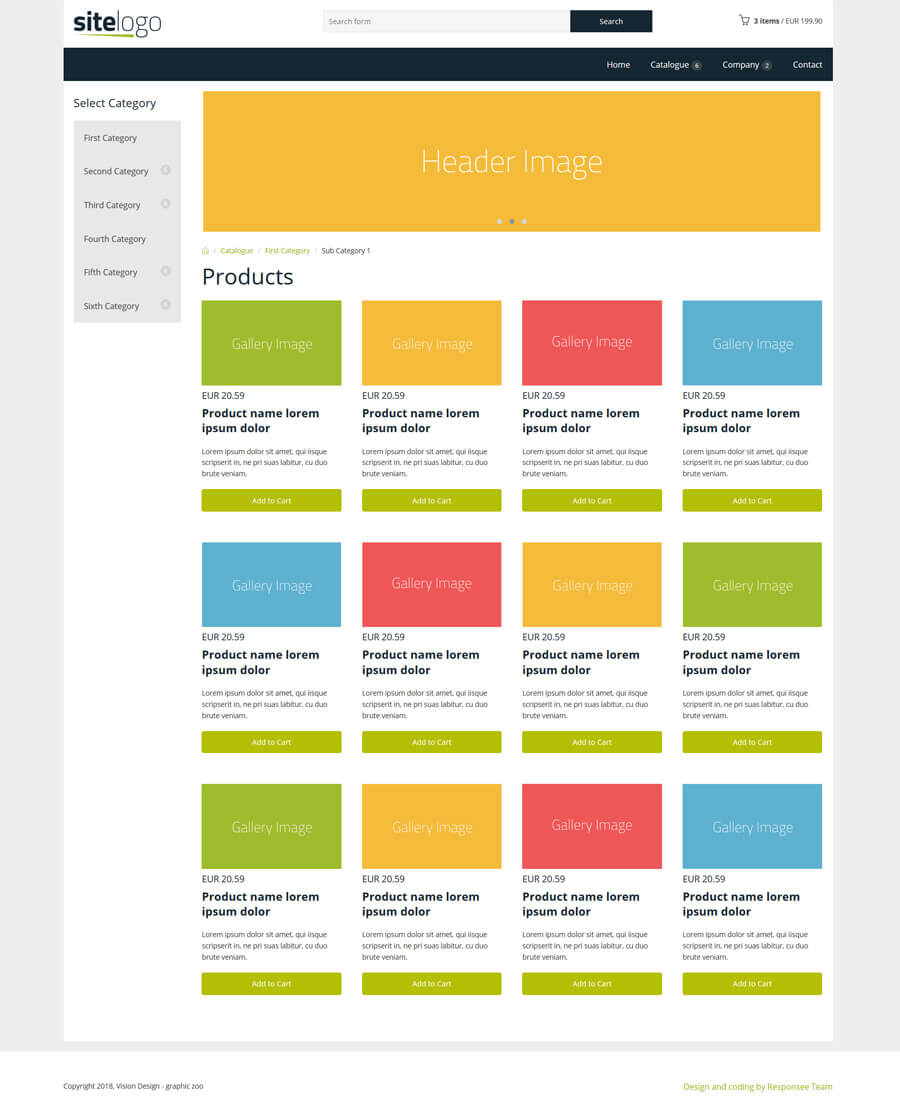 17 Free Amazing Responsive Business Website Templates With Regard To Blank Html Templates Free Download