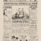 1920's Vintage Newspaper Template Word With Old Newspaper Template Word Free
