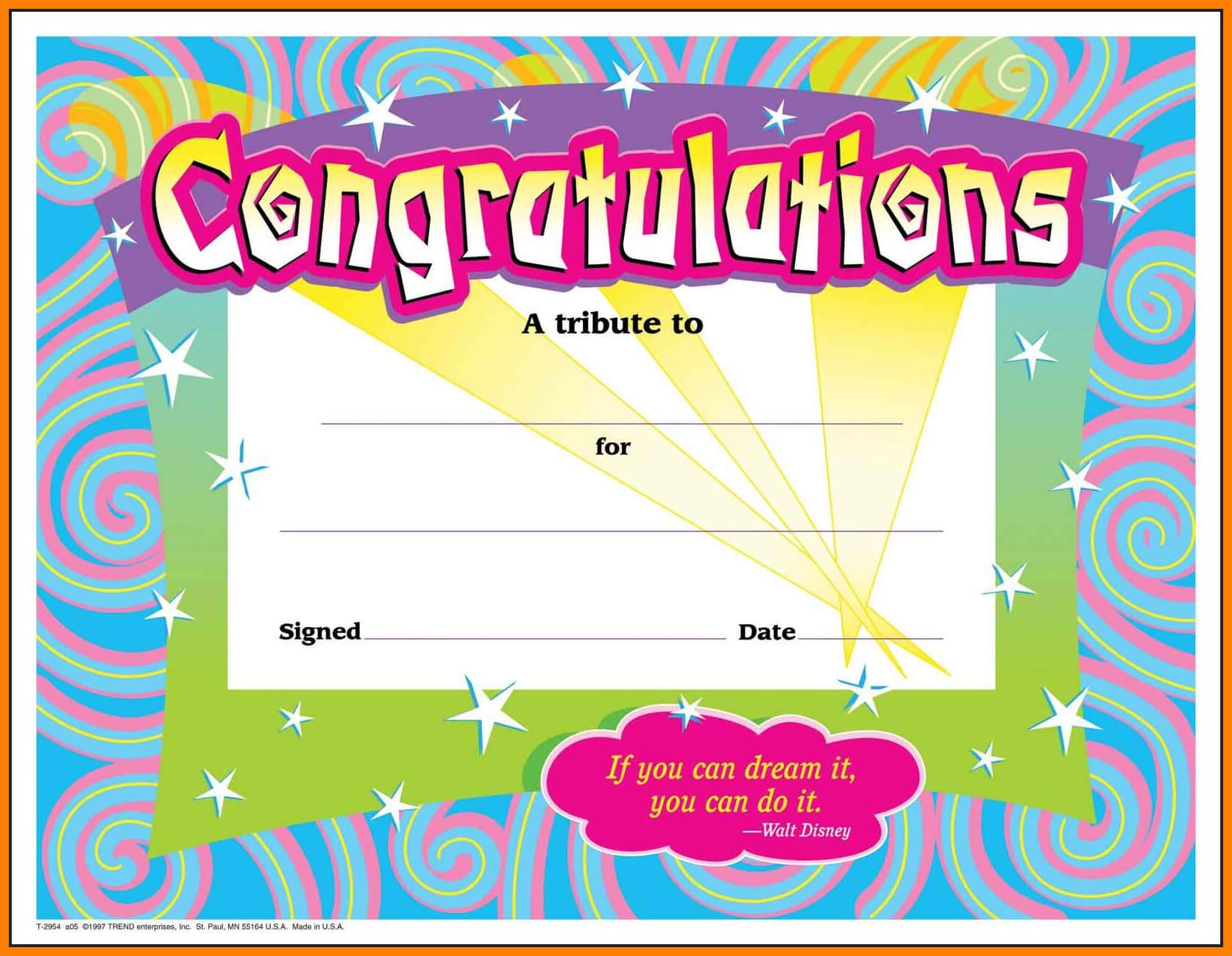 1E15 Congratulations Certificate Template | Wiring Library Intended For Congratulations Certificate Word Template