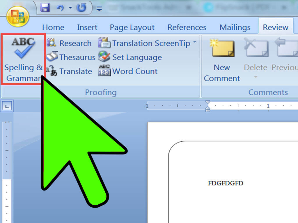 2 Easy Ways To Make A Booklet On Microsoft Word - Wikihow In Booklet Template Microsoft Word 2007
