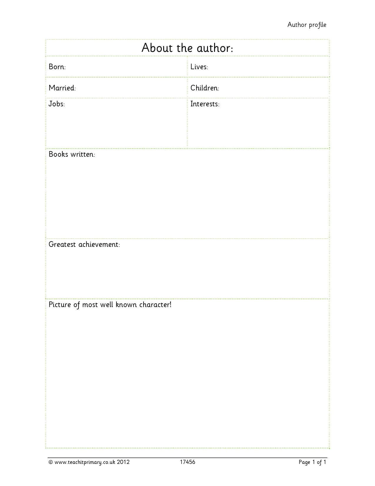 28+ [ Chronological Report Template ] | B6Cb Resources Page For Report Writing Template Ks1