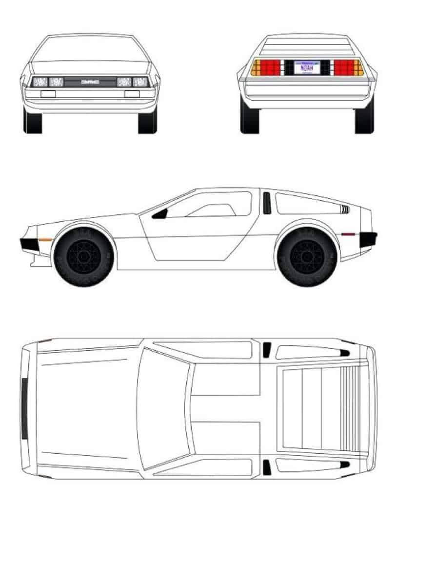 39 Awesome Pinewood Derby Car Designs & Templates ᐅ Throughout Blank Race Car Templates