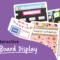 7 Ways To Create An Interactive Bulletin Board Display In Bulletin Board Template Word