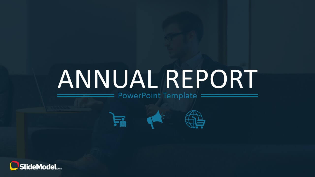Annual Report Template For Powerpoint With Annual Report Ppt Template