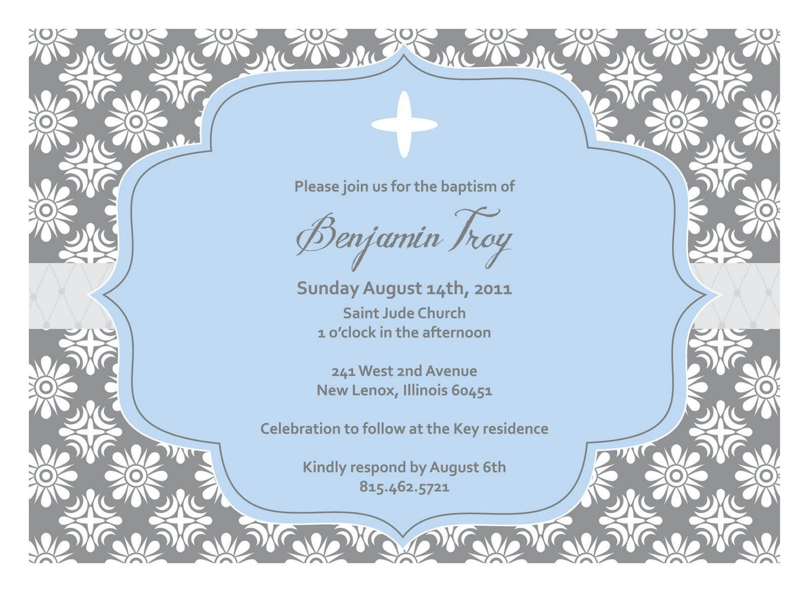 Baptism Invitation Template : Collection Of Thousands Of For Blank Christening Invitation Templates