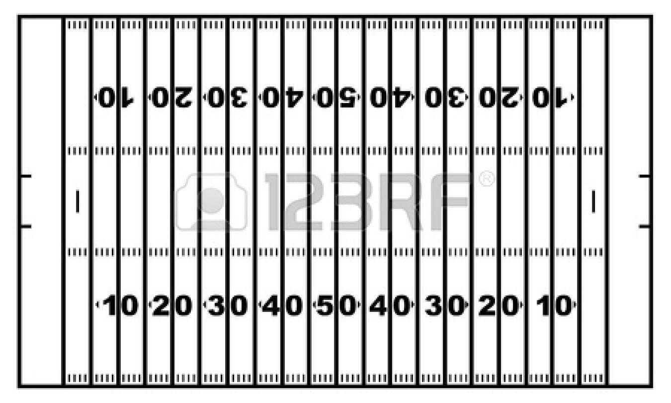 Blank Football Field Template | Free Download Best Blank Throughout Blank Football Field Template