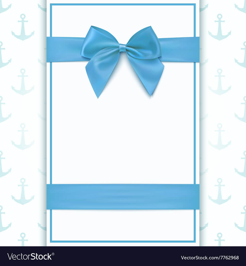 Blank Greeting Card Template Pertaining To Free Printable Blank Greeting Card Templates