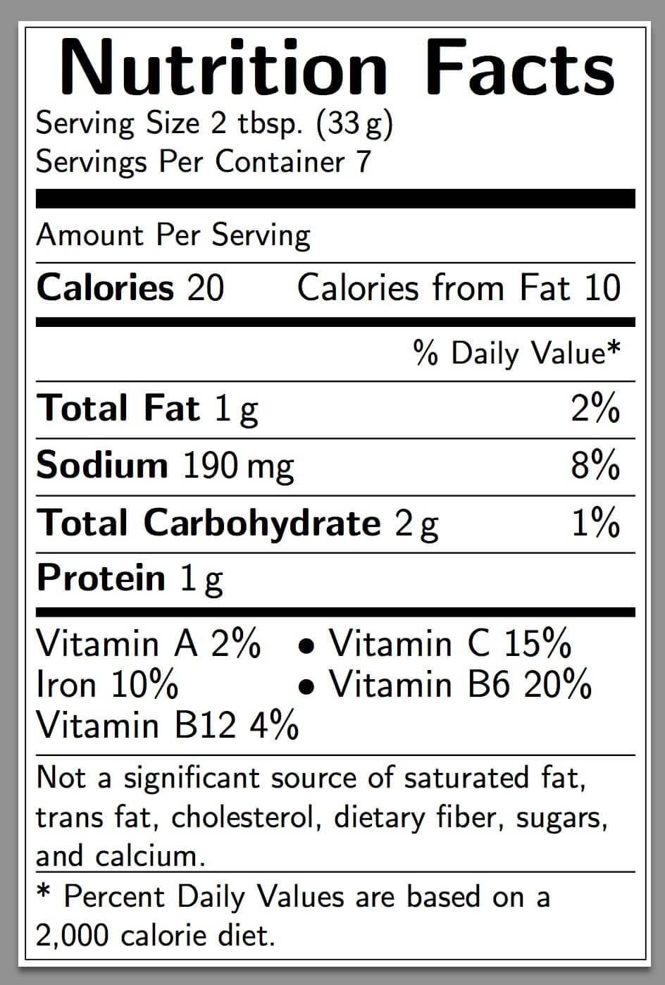 Blank Nutrition Label Template – Horizonconsulting.co Pertaining To Blank Food Label Template