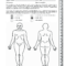 Body Map Nhs – Fill Online, Printable, Fillable, Blank With Blank Body Map Template