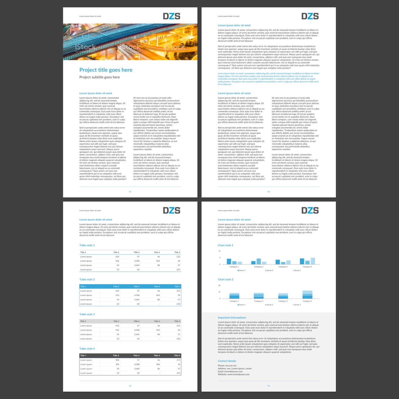 Bold, Masculine, Telecom Word Template Design For Dzs Intended For Datasheet Template Word