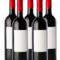Bottle Labels For Water Bottles, Wine Bottles, Blank For With Regard To Blank Wine Label Template