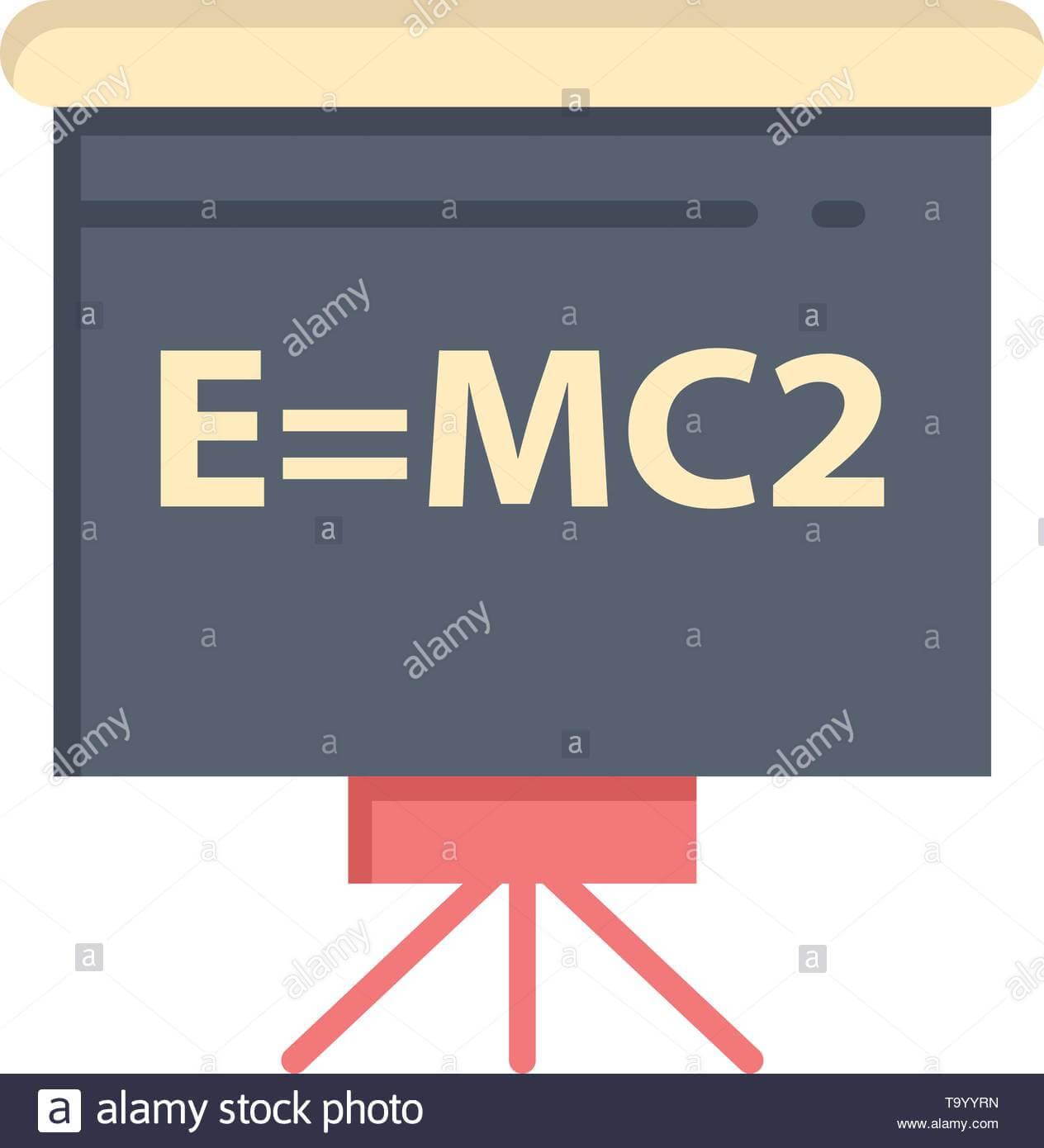Classroom, Teacher, Board, Education Flat Color Icon. Vector For Classroom Banner Template
