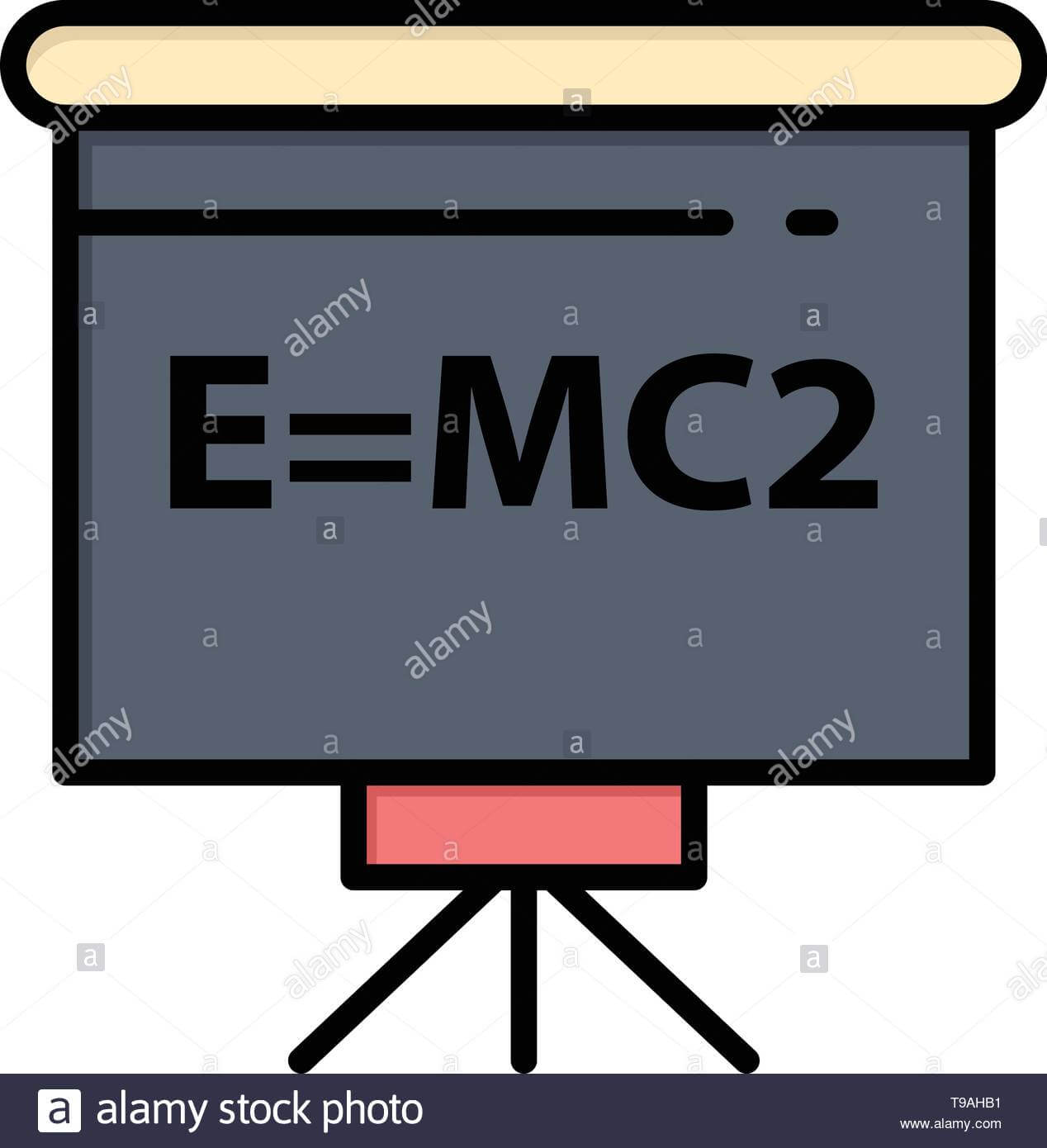 Classroom, Teacher, Board, Education Flat Color Icon. Vector Within Classroom Banner Template
