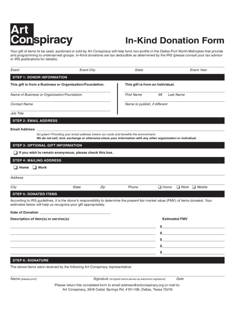 Donation And Sponsorship Form – 20 Free Templates In Pdf Intended For Blank Sponsor Form Template Free