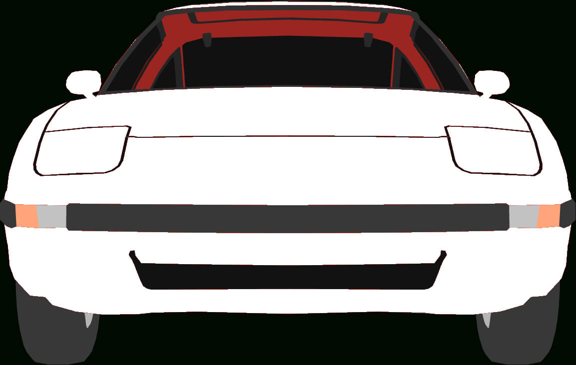 Download Nascar Race Car Blank Template 169068 – 1St Gen Rx7 With Regard To Blank Race Car Templates