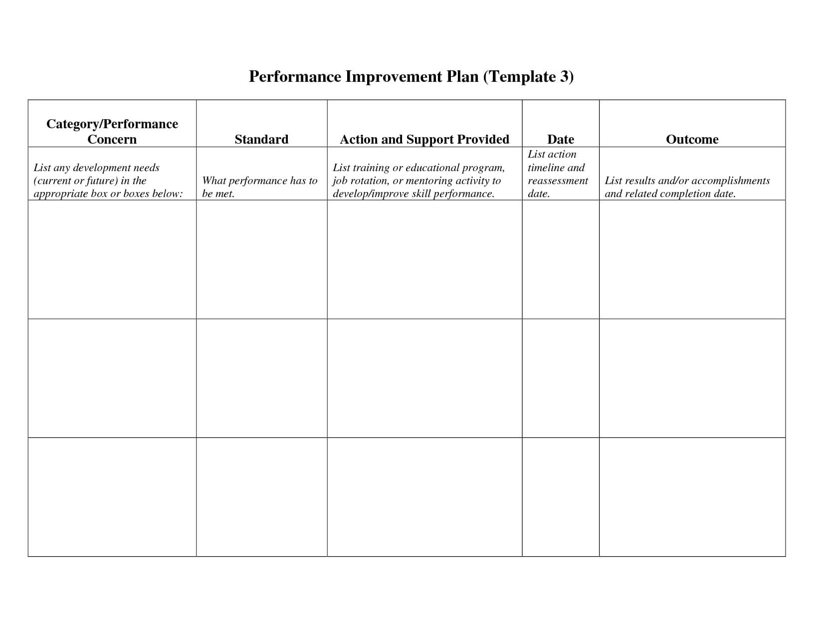 Excellent Employee Work Plan Template Ms Word : V M D With Work Plan Template Word