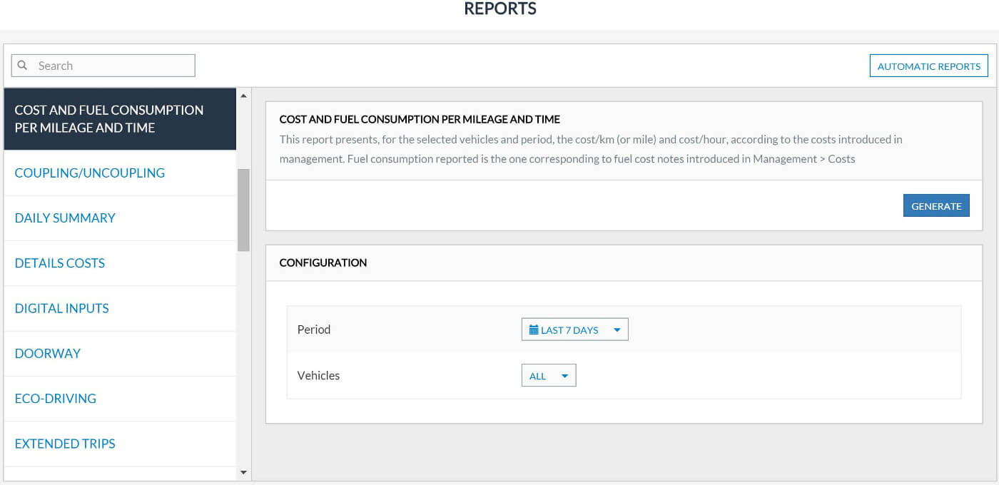 Fleet Management Reports – Frotcom In Fleet Management Report Template