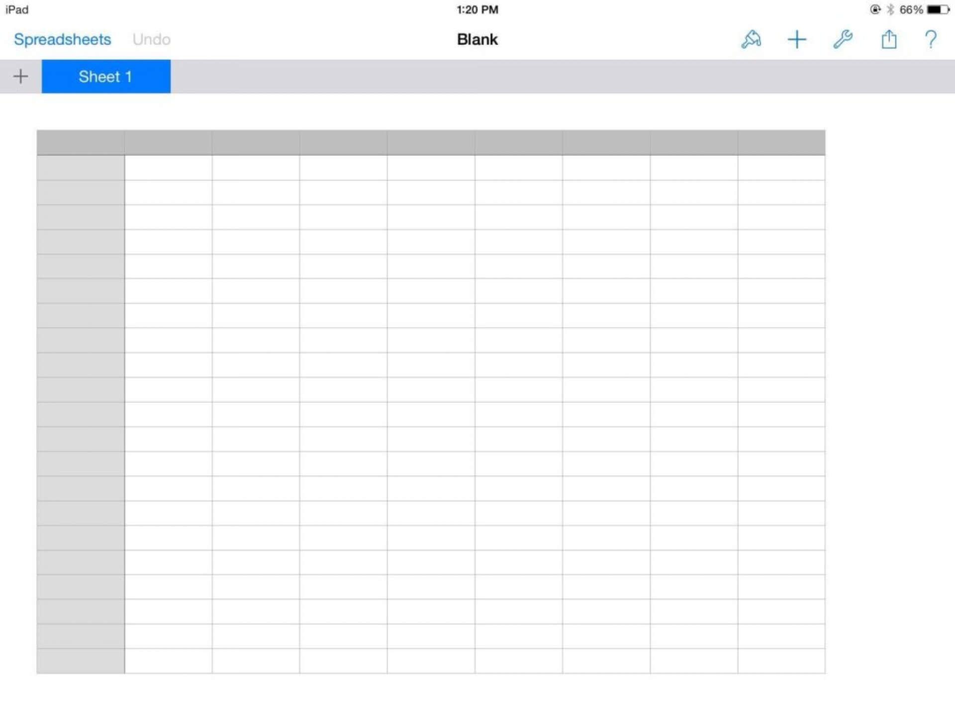 Free Blank Excel Adsheet Templates Worksheet Download With Regard To Blank Ledger Template