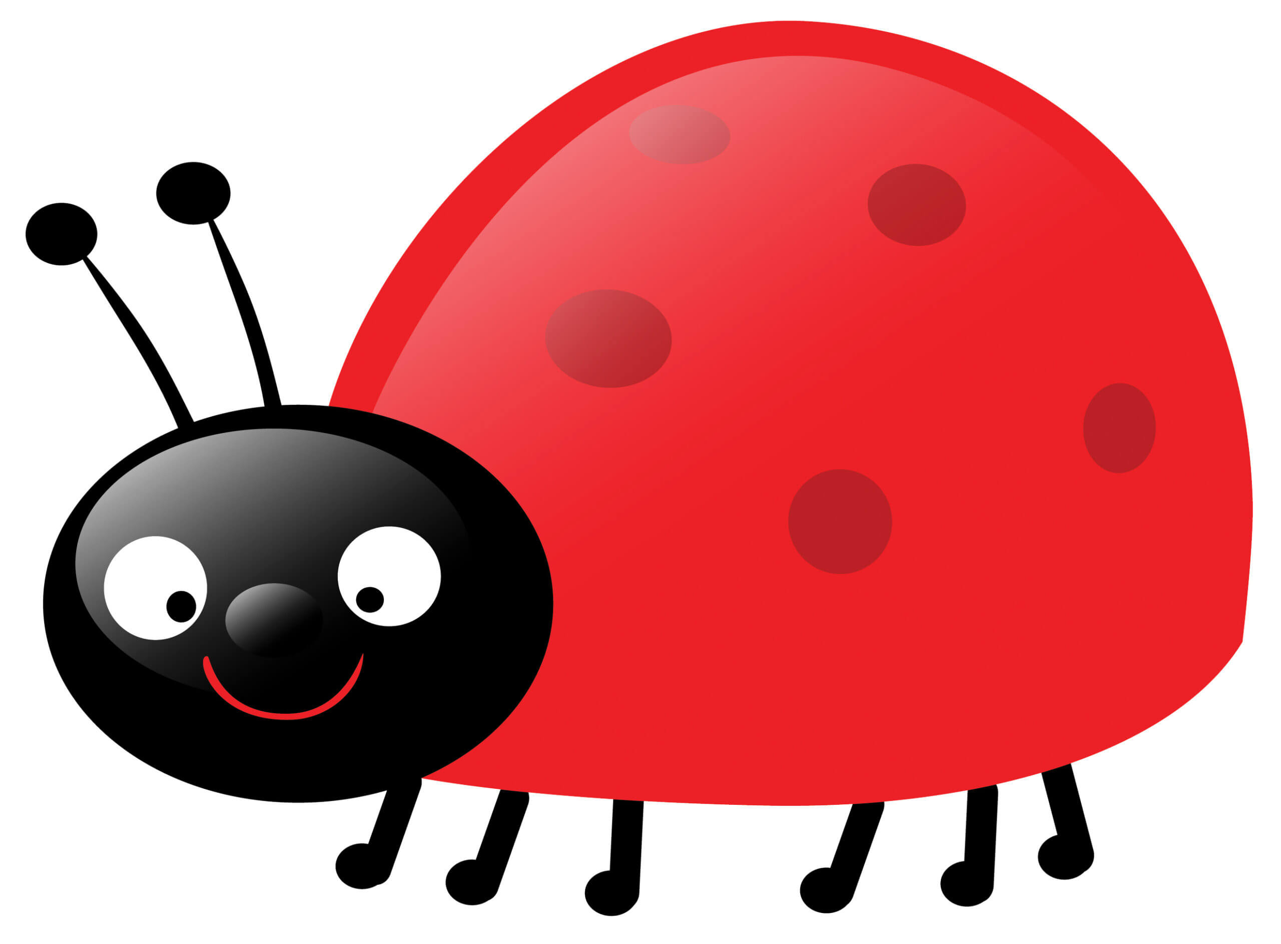 Free Cute Ladybug Clipart, Download Free Clip Art, Free Clip Intended For Blank Ladybug Template