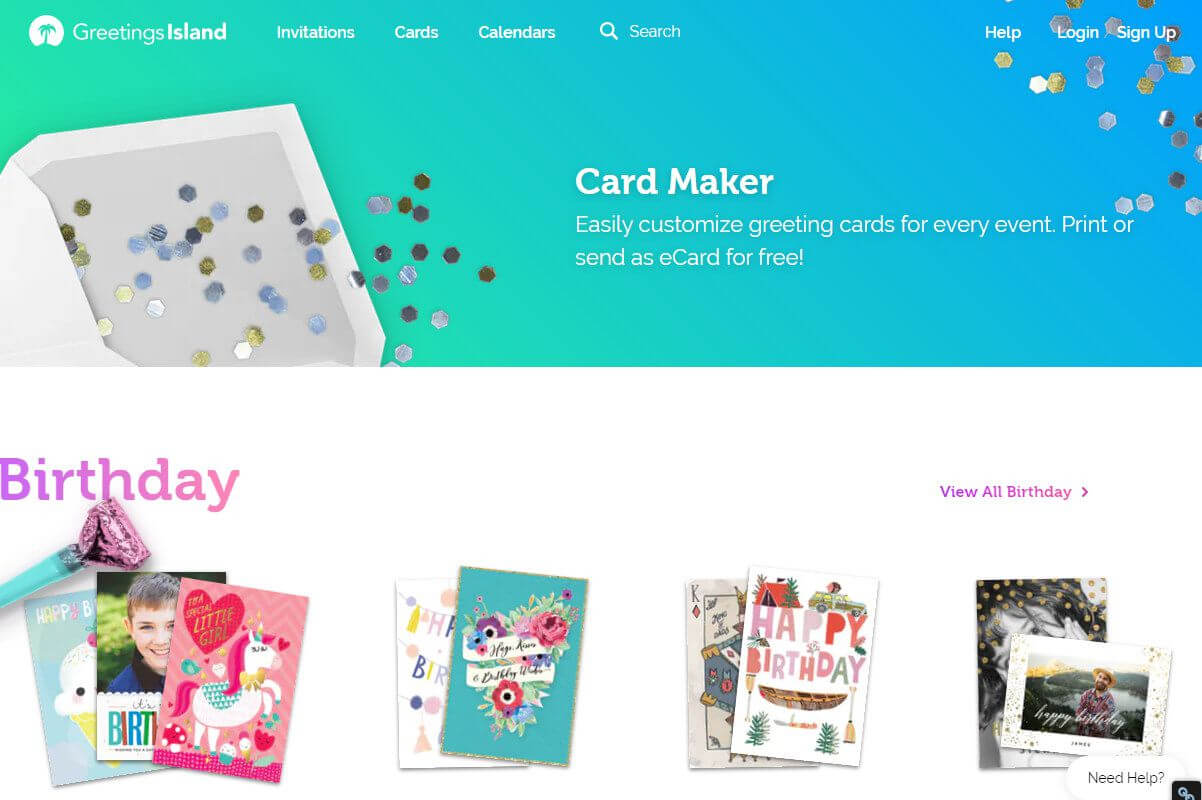Free Greeting Card Templates For All Occasions In Free Blank Greeting Card Templates For Word