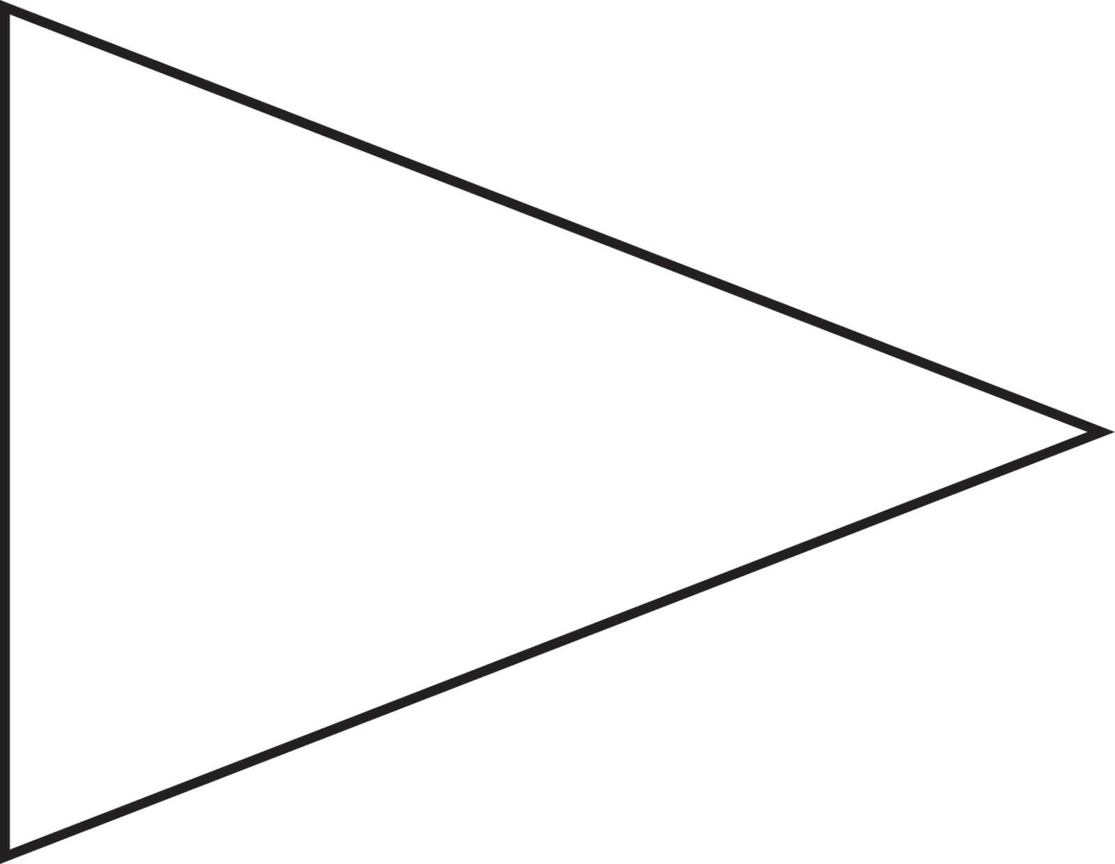 Free Pennant Banner Template, Download Free Clip Art, Free Inside Printable Pennant Banner Template Free